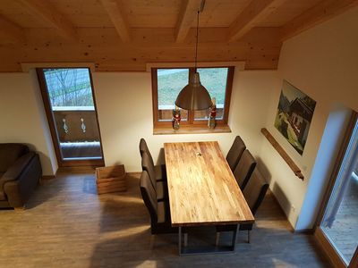 Photo for NEW: Arrive and feel good in the new five star Chalet Steinplatte