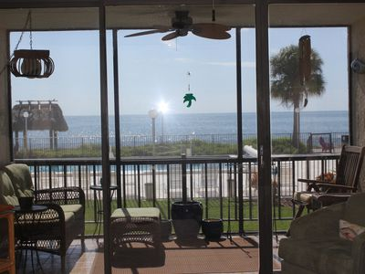 Photo for Fabulous Ocean View in the Keys- 3 Bedroom 2 Bath Oceanfront Condo w/heated pool