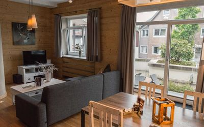 Photo for Apartment 03 with Sauna - City Chalet