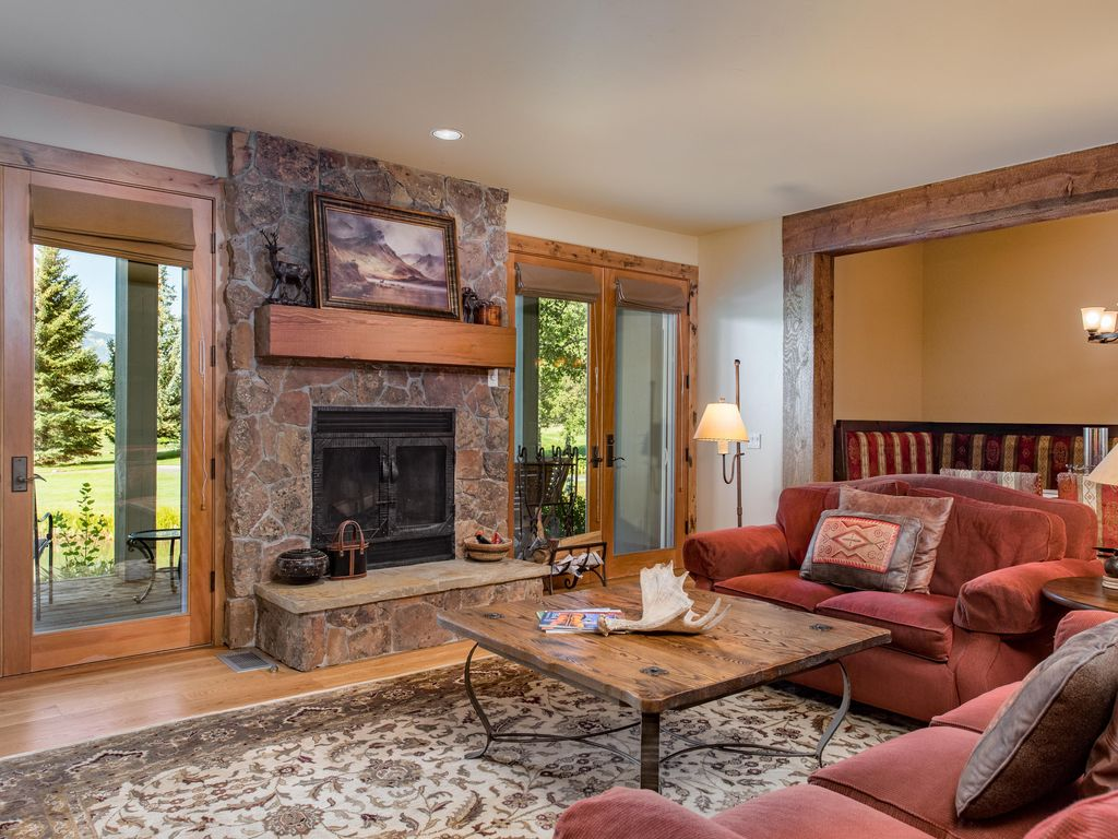 Paid Exclusive Access To Teton Pines Amenit Vrbo