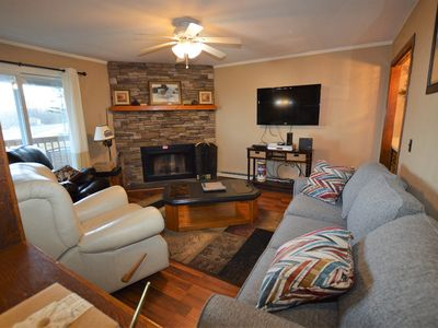 Photo for See the mountains, feel the sunshine! 2 bedroom condo on Beech Mountain.