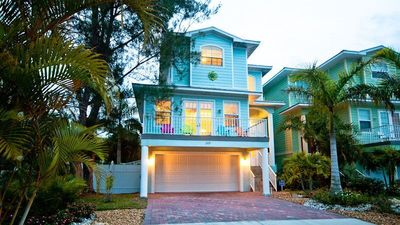 Summer Wind- An island getaway in the perfect location. Free Wifi