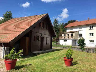 Photo for Chalet 6 people close to Gerardmer