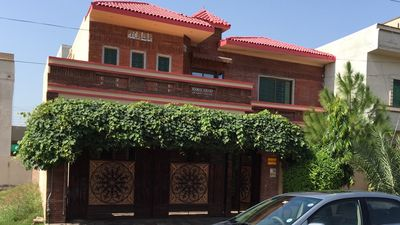 Canal City Residence Great Single Family Home Lahore Pakistan