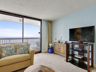 Photo for Sundestin 1707 * FOREVER VACATION RENTALS * Gulf Front! FUN PASS INCLUDED! BEST Price Around!