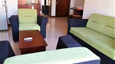 Photo for TJ'S Orion  1 Bdr Cozy Posh Service Apartmentsm  in  COLOMBO City.