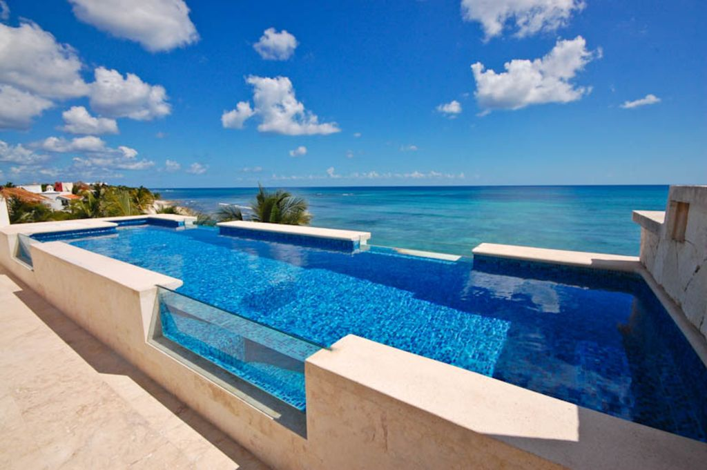 Brand New Luxury Beachfront Condo With Priv Homeaway