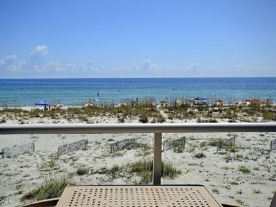 Photo for Romantic Beach Front Condo - Spectacular Views - 2 Heated Pools – Even Sleeps 5