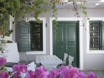 "Photo for ""Villa Accomodesio"", spacious villa for 6 p. with excellant view to Aegean sea"