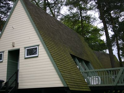 Photo for TRADITIONAL LODGE 6 -  a traditional lodge that sleeps 5 guests  in 2 bedrooms