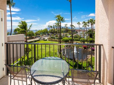 Photo for Roomy Maui Suite w/Loft, Relaxing Lanai, Kitchen Ease, WiFi–Kamaole Sands 10408