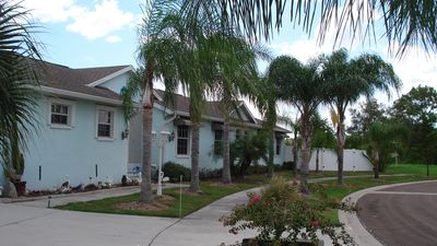Photo for Waterfront Home In Apollo Beach