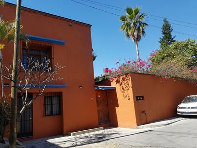 Photo for Cozy apartment located only 10min  walking to the Zocalo, parking included