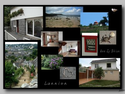 Photo for Beautiful house in a large garden in Lannion