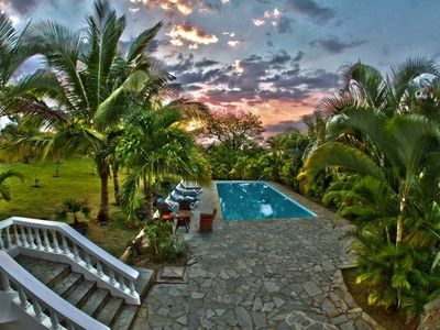 Photo for Picture Perfect Private 4 Bedroom Villa - Best kept Secret for guests in Sosua