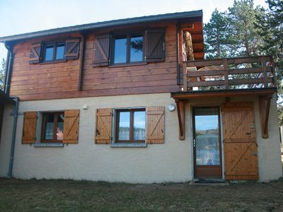 Photo for Apartment ground floor of the chalet