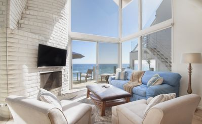 Photo for Malibu Townhouse - Right On The Sand