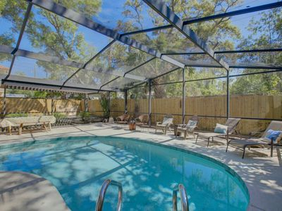 Photo for Close to Siesta Key, Pool, Dogs OK, Wifi, Newly Renovated, Stainless Kitchen, Terrazzo Flooring