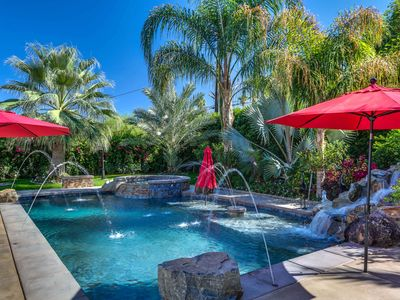 Photo for Gorgeous 4BR Poolside Home in Palm Desert