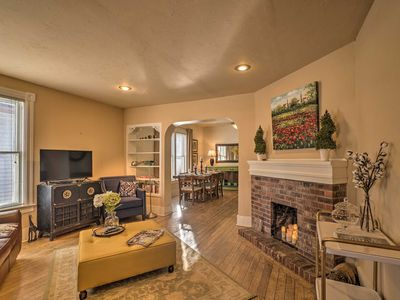 Photo for NEW! Downtown Colorado Springs Home - Pet Friendly