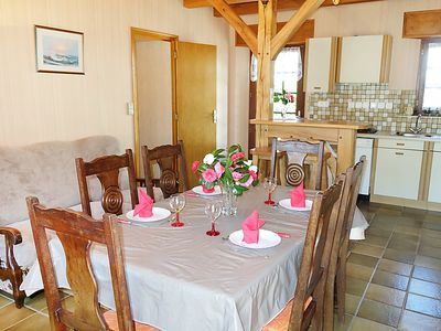 Photo for Vacation home Maison Mestrezec in Fouesnant - 4 persons, 2 bedrooms