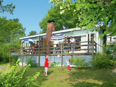 Photo for These semi-detached apartments are in a park with a swimming pool. The park is in the Maas Valley