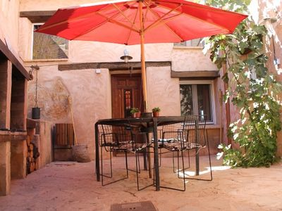 Photo for Self catering cottage La Casica del Sol for 4 people