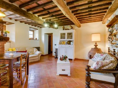 Photo for House in the center of Castelvecchio with Parking, Internet, Washing machine, Pool (116899)