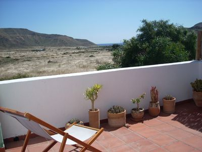 Photo for House in Rodalquilar with terrace and sea views