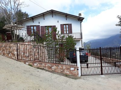 Photo for Single house in the hills of Versilia