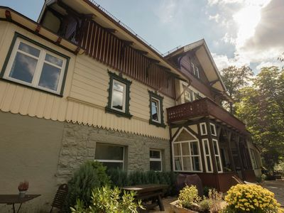Photo for Apartment in a forest house in the beautiful Harz in an absolutely secluded location