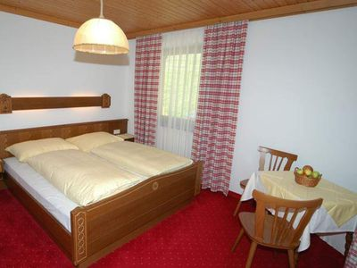Photo for Double room with shower, toilet - Lackenhof, holiday property