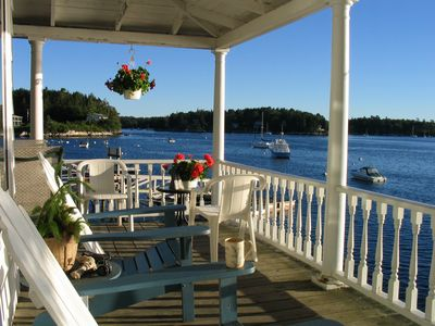Photo for Waterfront Cottage, Relax with Views, Dock & Mooring, Fabulous