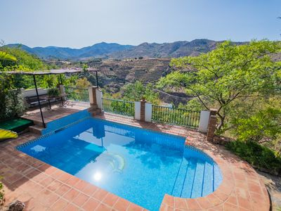 Photo for Cubo's Jacaranda Rural Cottage / Private Pool / Views