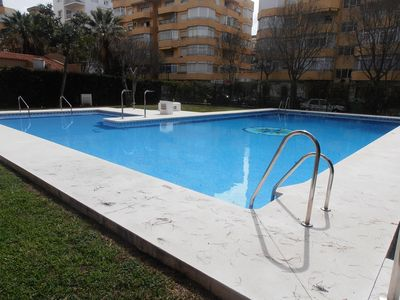 Photo for Apartement Playa Fontanilla 3 Minutes Walk From Beach