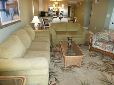 Photo for 3 BEDROOM/3 BATH OCEANFRONT: VERY CLEAN & UPDATED: SEPT 7-14 AVAILABLE