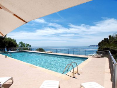 Photo for 2 bedroom Apartment, sleeps 6 in Roquebrune-Cap-Martin with Air Con and WiFi