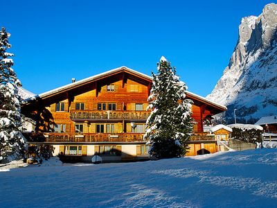 Photo for Apartment Chalet Chiebrendli in Grindelwald - 2 persons, 1 bedrooms