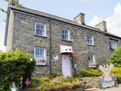 Photo for 5 bedroom property in Tregaron and the Cambrian Mountains. Pet friendly.