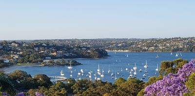 Photo for Mosman luxury home with sweeping warer views