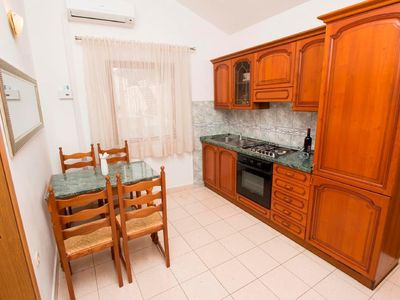 Photo for Holiday apartment Pisak for 1 - 4 persons with 2 bedrooms - Holiday apartment in a villa
