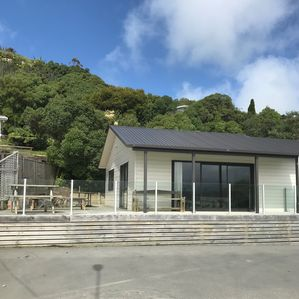 Photo for Moeraki Magic on Haven, Beautiful sea views.