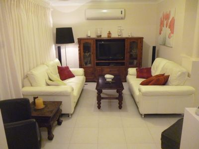Downstairs TV Lounge Room