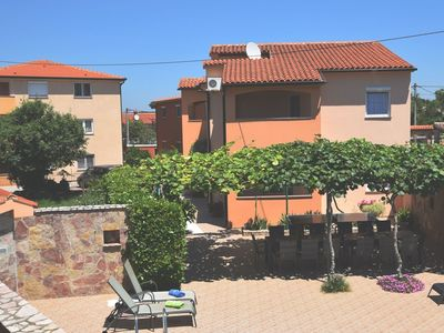 Photo for Spacious Holiday Home in Peroj with Private Pool