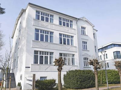 """Photo for House Felicitas WG 06 """"sea breeze"""" for 4 persons - House Felicitas F653 WG 6 in the 2. Upstairs with balcony"""