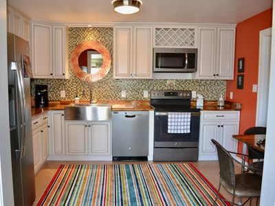 Photo for Cutest Beach Cottage in KDH- Steps to the Beach & Pet Friendly