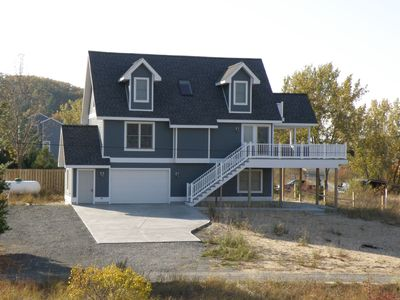 Photo for Lake Michigan - Newer construction with deeded Lake Mi. access and views