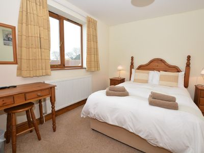 Photo for Grange Farm  LAKE VIEW 2 - A 2 Bedroom cottage to sleep 4 with private hot tub