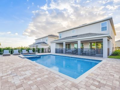 Photo for South Facing Pool Luxurious Encore Villa