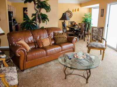 Photo for 3BR Condo Vacation Rental in Village of Four Seasons, Missouri